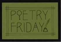 Poetry_Friday logo