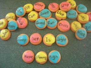 Poem Cookies