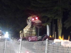 MegaSaurus 1