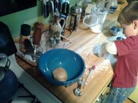 Grey - baking 4