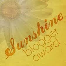 Sunshine blogger logo