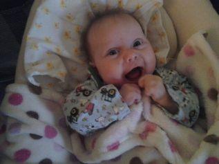 Phoebe - happy