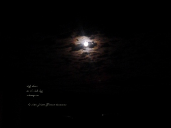moon haiku