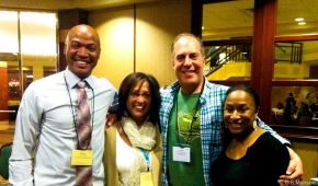 Me, Deb, Janet, Craig (NESCBWI)