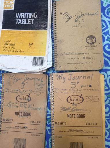 journals - high school